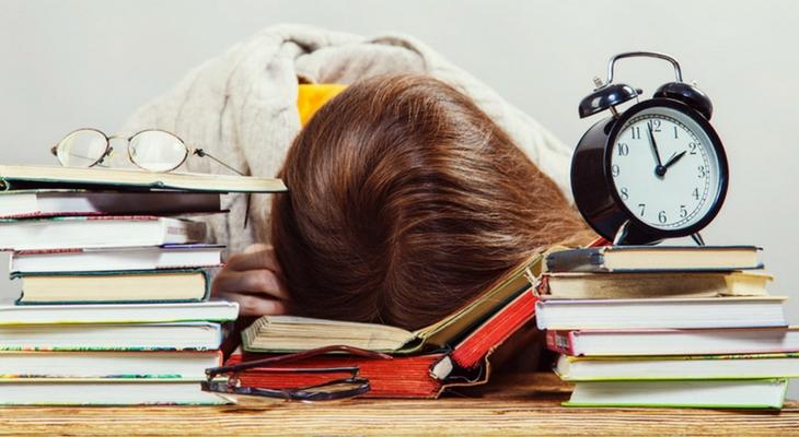 L'angoisse de l'examen : comment le gérer ?
